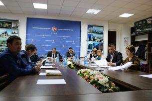 В «Бишкекглавархитектуре» обсудили вопрос границ столицы