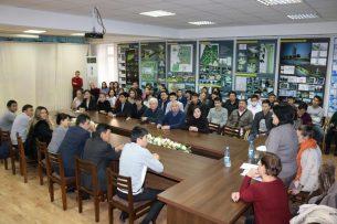 В «Рабочем городке» Бишкека строительство возможно при сохранении радиально-планировочной схемы