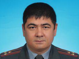 Назначен начальник Главного управления по обеспечению безопасности дорожного движения Кыргызстана