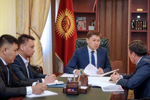 Финполиции Кыргызстана поручили усилить меры по пресечению незаконной игорной деятельности и контрабанды ГСМ