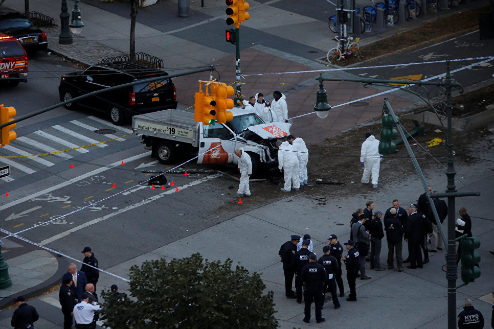 ФБР нашло 2-го подозреваемого втеракте вНью-Йорке