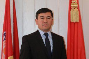 Улан Карагулов назначен полпредом Чуйской области