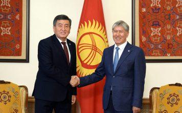 Что происходит между Атамбаевым и Жээнбековым? Иная версия громкой речи на Совбезе