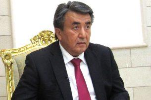Жусупбек Шарипов назначен Чрезвычайным и Полномочным Послом Кыргызстана на Украине