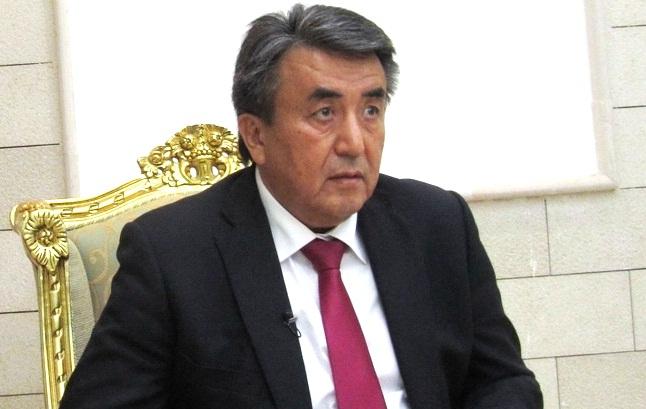 Брат Сооронбая Жээнбекова назначен послом Кыргызстана вУкраинском государстве