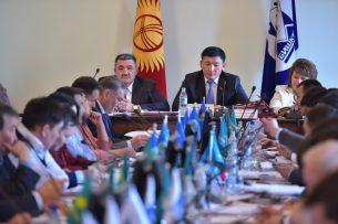 «Республика – Ата Журт» в оппозиции: в горкенеше создали новую коалицию большинства
