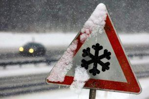 Штормовое предупреждение: 26-27 ноября ожидается резкое изменение погоды