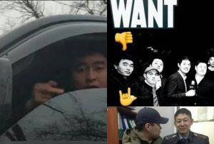 Нарушитель на внедорожнике, показавший неприличный жест водителю, оштрафован