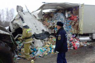 В ДТП под Самарой погибли двое кыргызстанцев