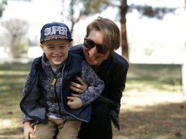 Светлана Дзарданова: Я хочу, чтобы мой сын был феминистом