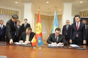 Казахстанские политологи – о подписании дорожной карты с Кыргызстаном