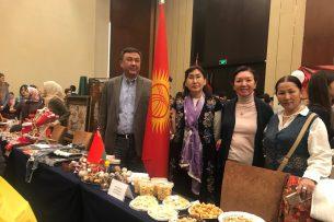 Кыргызстан принял участие в благотворительной ярмарке в Беларуси
