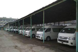 Служба скорой помощи Кыргызстана получила 15 новых автомобилей