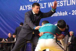 В Бишкеке пройдет международный турнир по борьбе на поясах
