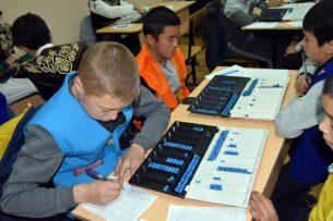 В Бишкеке прошел международный турнир по тогуз коргоолу, посвященный памяти Ч.Айтматова