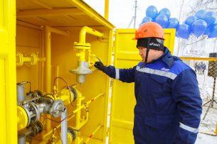 «Газпром Кыргызстан» газифицировал село Ленинское