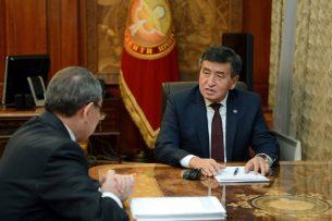 Жээнбеков: В Кыргызстане госязык должен стать языком гражданской интеграции