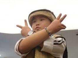 «Солнечный» модный показ в Бишкеке: в роли моделей — дети с синдромом Дауна