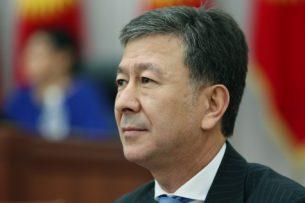 Аскарбек Шадиев назначен первым вице-премьер-министром Кыргызстана