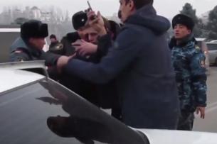 ДТП с участием автомобиля УПМ: задержанные водитель и пассажиры легковушки арестованы на 2 месяца