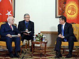 Президента Сооронбая Жээнбекова ждут с визитом в Турции