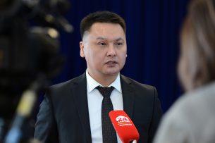 Дамир Сагынбаев назначен секретарем Совета безопасности Кыргызстана