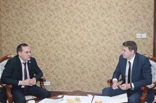 Места просто обалденные: Что так восхитило министра экономики Татарстана в Кыргызстане?