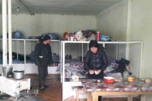 В Бишкеке открыт еще один приют для лиц без определенного места жительства