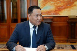За что критикуют МВД? Жээнбеков принял главу ведомства Улана Исраилова