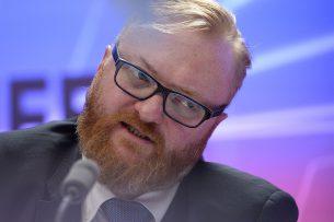 Милонов предложил Кыргызстану отказаться от участия в Олимпиаде-2018