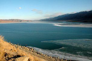 В Лейлекском районе построят новое водохранилище