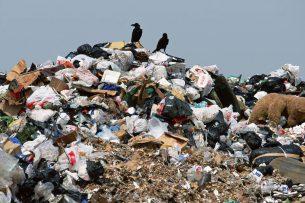 Строительство нового мусорного полигона в Бишкеке до сих пор не начато