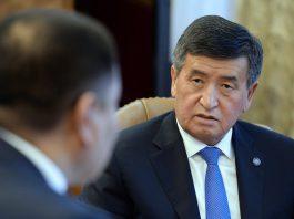 Жээнбеков: Следующий этап борьбы с коррупцией – чистка рядов правоохранительных, надзорных и судебных органов