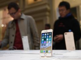 Стоимость самого дорогого iPhone 8 упала в России до психологической отметки