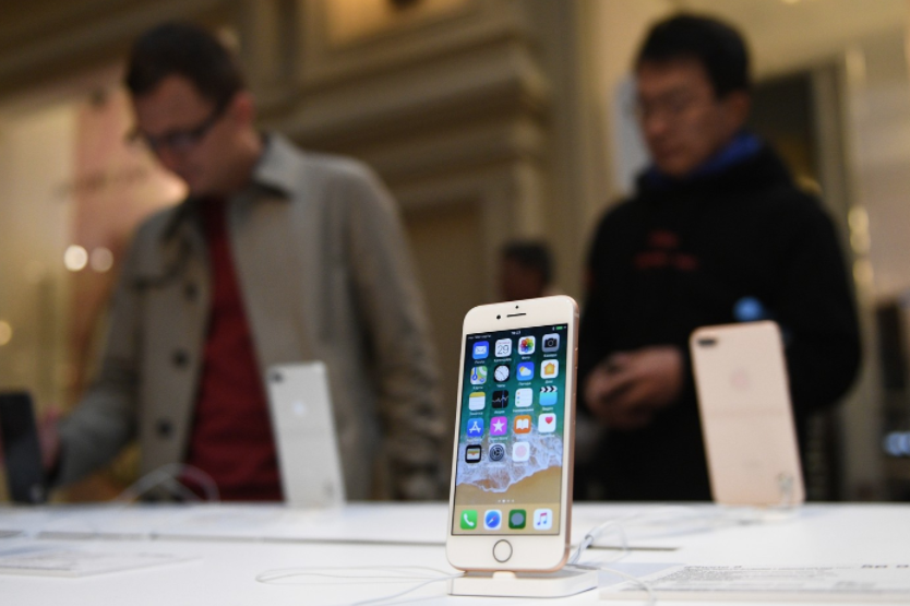 Самый дорогой смартфон iPhone 8 в Российской Федерации резко упал вцене