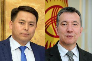 Рукаппарата президента КР Алмаз Усенов освобожден от занимаемой должности, его сменил Фарид Ниязов