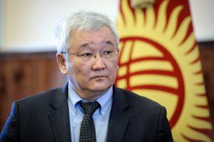 Против Кубанычбека Кулматова возбуждено уголовное дело и предъявлено обвинение