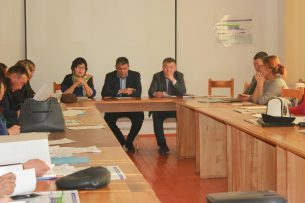 В Караколе прошли первые общественные слушания по программному бюджету