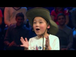 Мальчик из Каракола отправился с Максимом Галкиным в путешествие по сафари и подарил ему калпак (видео)