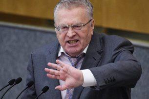 Жириновский выступил против помощи другим странам в условиях пандемии