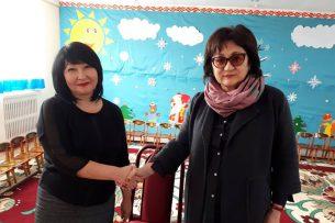 В Бишкекском доме ребенка новый и.о. директора