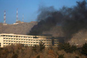 Среди погибших при нападении на отель в Кабуле есть граждане Казахстана и Украины