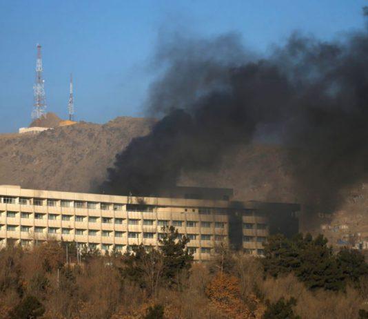 Теракт в гостинице «Интерконтиненталь» в Кабуле. Работавшие там кыргызстанцы не пострадали