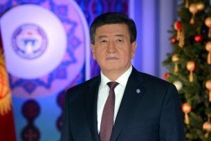 Сооронбай Жээнбеков с рабочей поездкой отправился в Баткенскую область