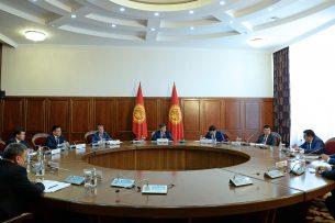 Президент Жээнбеков призвал полпредов в областях быть инициативными