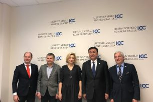 Литва отменит визы для владельцев дипломатических и служебных паспортов Кыргызстана