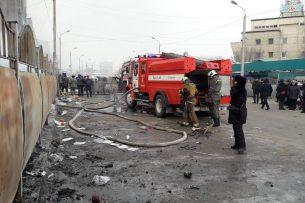 Предпринимателей, пострадавших в результате пожара на Ошском рынке, запугивают — депутат