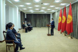 Исаков: Наша цель — вернуть былую славу кыргызскому кино