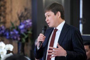 Сапар Исаков обсудил с коллегами из Грузии и Армении дальнейшие перспективы сотрудничества