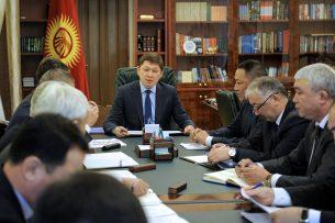 Правительство решает, как бороться с загрязнением воздуха в Бишкеке